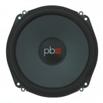 "Powerbass L2-700 7"" L Series Component System with 1-Inch Aluminum Dome Tweeter"