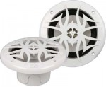 Powerbass XL-522M 5.25-Inch Marine Grade Coaxial Speakers w/ UV Resistant Grills