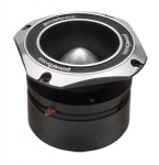 "Powerbass XPRO-4H 4-Inch Bullet Design Horn Tweeter with 1.75"" KSV Voice Coil"