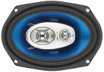 "Sound Storm Lab F369 Car Audio Force 6"" x 9"" 3-Way Speaker 400 Watts with Poly Injection Cone Sold in Pairs (SSL)"