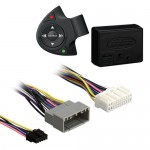 Axxess OESWC-6502RF RF Steering Wheel Control Interface for 05-Up Chrysler