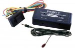 Peripheral PESWIV 4-Wire Hook-Up Audio/Video Steering Wheel Control Interface