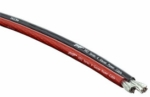 Stinger SPW14TR Translucent Red 4 Gauge Power Wire  (1-Foot Increments)