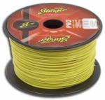 Stinger SPW316YL 16 Gauge Yellow Speaker Wire (5-Foot Increments)