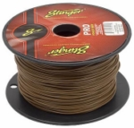 Stinger SPW318BR 18 Gauge Brown Speaker Wire (5-Foot Increments)