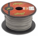 Stinger SPW318GY 18 Gauge Gray Speaker Wire (5-Foot Increments)
