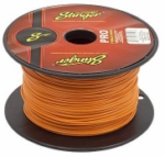 Stinger SPW318OR 18 Gauge Orange Speaker Wire (5-Foot Increments)