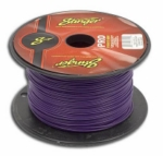 Stinger SPW318PU 18 Gauge Purple Speaker Wire (5-Foot Increments)