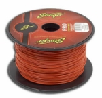 Stinger SPW318RD 18 Gauge Red Power Wire (5-Foot Increments)