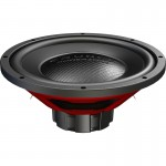 Crunch PZ12D4 12 Inch Dual 4-Ohm Powerzone Subwoofer with Resin Reinforced Spider