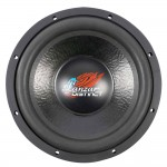 Lanzar DCT12D 1600 Watt 12-Inch High Power Dual 4-Ohm Voice Coil Car Subwoofer