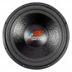 Lanzar DCT15D 2000 Watt 15-Inch High Power Dual 4-Ohm Voice Coil Car Subwoofer
