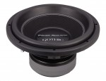 """Power Acoustik Car Audio GW3-12 Gothic Subwoofer 12"""" with 2500W Max and Dual 2 Ohm"""