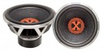 "Powerbass 3XL-1501D 15"" Subwoofer with U-Turn High Roll Treated Foam Surround"