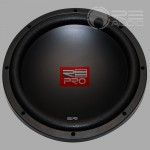 RE Audio SRPRO12 12 Inch 4 Ohm Dual FEA Optimized Motor Structure Pro Subwoofer
