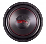SPL GLW-10 10 In Extended Excursion NBR Surround 2200 Watt Peak Car Audio Woofer