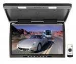 "PYLE PLVWR2400 Universal Roofmount Console 25"" LCD Active Matrix System with Dual Dome Lights"