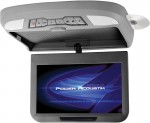 "Power Acoustik PMD-102X DVD Entertainment System with 10.2"" LCD Monitor & 3 Interchangeable Color Skins"
