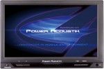"Power Acoustik PT-712IRA 7"" LCD Headrest Monitor with Dual Channel Transmitter"