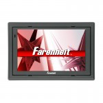 Farenheit T7000MHR 7-Inch Amorphous Active Matrix TFT/LCD with LED Backlighting