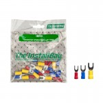 Install Bay IBR15 Bag of 24 Top Quality Small Gauge Assorted Vinyl Spades