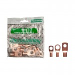 Install Bay IBR22 1 Bag of 8 Piece Assorted Copper Rings Polybag Retail Pack