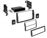Best Kits BKTOYK979 Single or Double DIN Toyota Camry 2002-2006 Dash Kit with Pocket