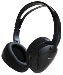 Boss HP-32 Black Dual Channel Infrared Transmission Foldable Cordless Headphone