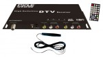 Pyle Car Audio PLTVATSC1 ATSC Terrestrial Digital HDTV Tuner Mpeg-2 HD Video Decoding