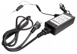 Pyramid PSV6K Video Accessory AC to DC Adaptor with 50/60hZ Input