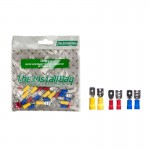 Install Bay IBR14 Assorted Vinyl Quick Disconnect in Poly Retail Pack 24/Bag