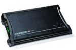 Kicker ZX450.2 2-Channel Amplifier Stereo 450 Watts RMS [10ZX450.2]