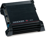 Kicker DX100.2 2-Channel Speaker Amplifier [08DX100.2]