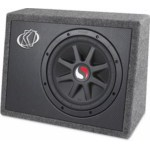 "Kicker TS10C Single 10"" Truck Box Solo Classic Final 2 Ohm Load [09TS10C2]"