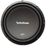 "Rockford Fosgate R1S412 12"" 150 Watt Car Audio Subwoofer Prime Series"