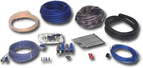 2 Gauge Amplifier Kits by Power Acoustik at HalfPriceCarAudio.com