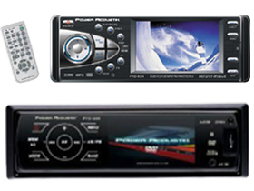 DVD Players by Power Acoustik at HalfPriceCarAudio.com