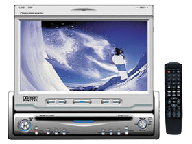 DVD Players with Monitor by Power Acoustik at HalfPriceCarAudio.com