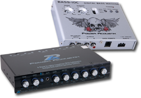 Signal Processors by Power Acoustik