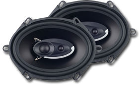 5-Inch x 7-Inch Car Speakers by Power Acoustik at HalfPriceCarAudio.com