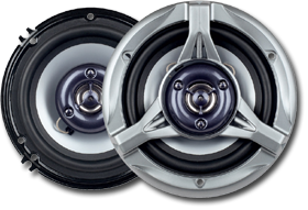 6.5-Inch  Car Speakers by Power Acoustik at HalfPriceCarAudio.com