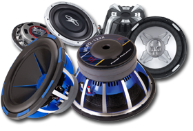 Car Audio Subwoofers by Power Acoustik at HalfPriceCarAudio.com