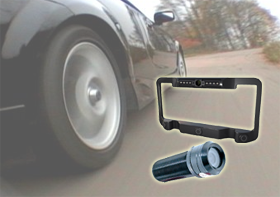 Car Video Cameras by Power Acoustik at HalfPriceCarAudio.com