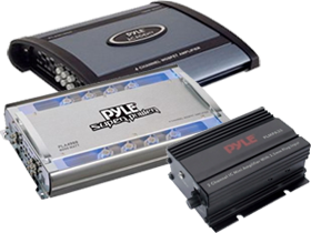 Pyle Car Amplifiers at HalfPriceCarAudio.com