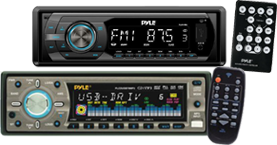Pyle Car Receivers at HalfPriceCarAudio.com
