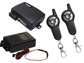 Pyle Car Remote Start & Alarm Systems