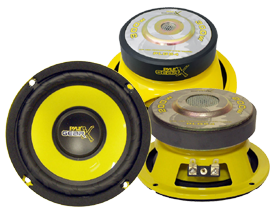 Pyle Car Midbass Speakers