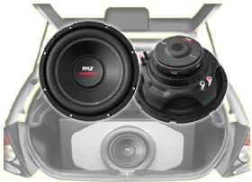 Welcome to Pyle 8-Inch Car Subs at HalfPriceCarAudio.com