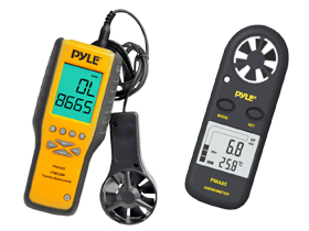 Pyle Temp & Humidity Meters