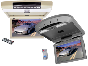 Pyle DVD Overhead Monitors